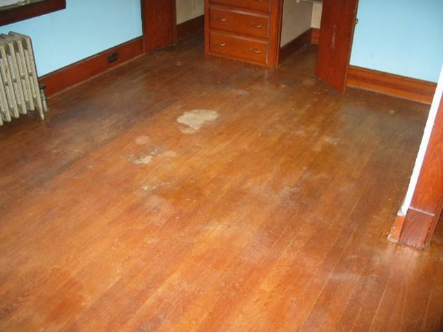 Refinished Oak Floors In Milford Ct