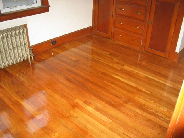 Neal S Wood Flooring Branford Ct Refinished Oak Floors In